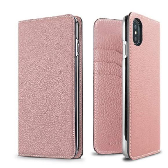 best cheap ee695 cbe9a Bonaventura Full-Grain Leather iphone 7 / 8 Case NWT